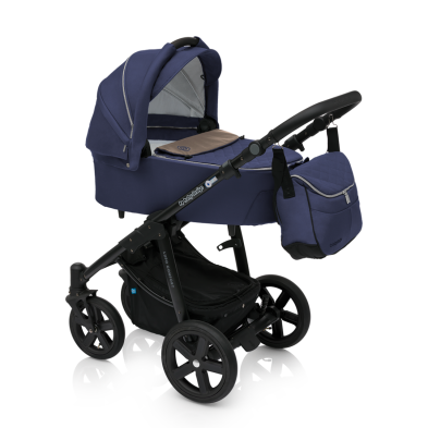 Коляска 3 в 1 Baby Design Lupo Comfort New